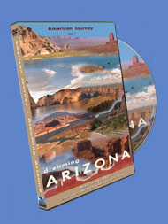 Dreaming Arizona - DVD
