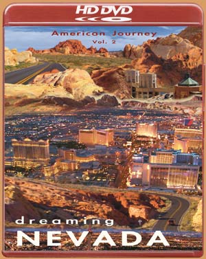 dreaming Nevada HD DVD