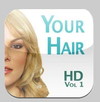 Your Hair vol 1 - iPhone and iPad app