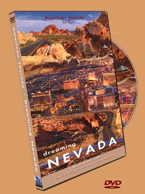 Dreaming Nevada DVD