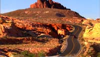 Valley of Fire incline